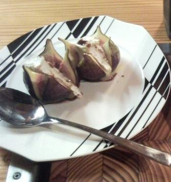 Figs With Camembert