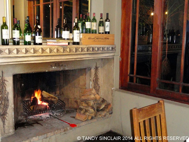 96 Winery Road Writing A Restaurant Review