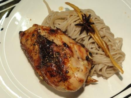 Recipe For Sichuan Pepper Chicken With Star Anise Honey