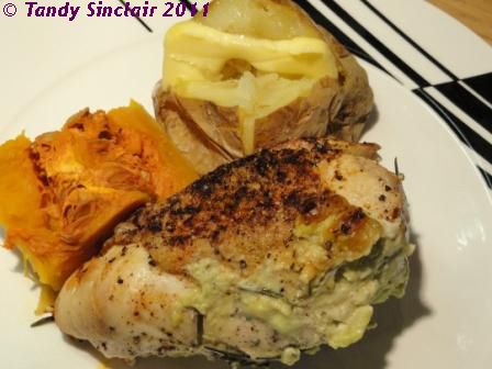 Chicken Stuffed With Avocado Recipe For Chicken Stuffed With Avocado