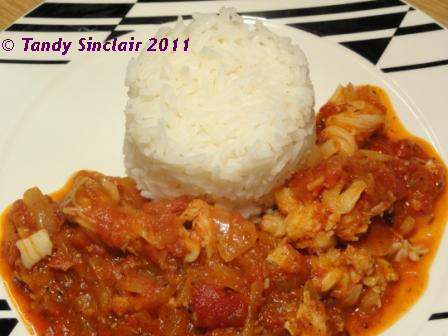 Crayfish Curry Crayfish Curry Recipe
