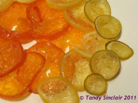 Candied Clemengolds Lemons Limes Recipe For Candied ClemenGolds