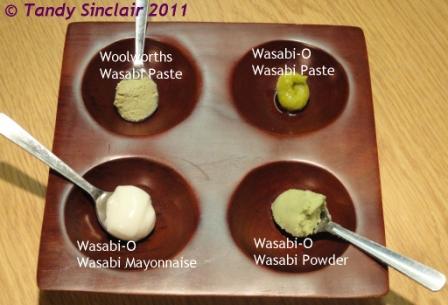 wasabi taste test Taste Test: Wasabi