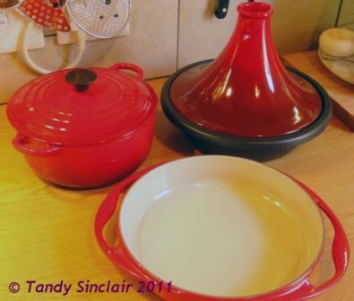 Le Creuset Cherry Tagine Recipe For Moroccan Chicken