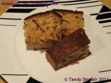 ClemenGold And Cranberry Cake Recipe For ClemenGold Cake
