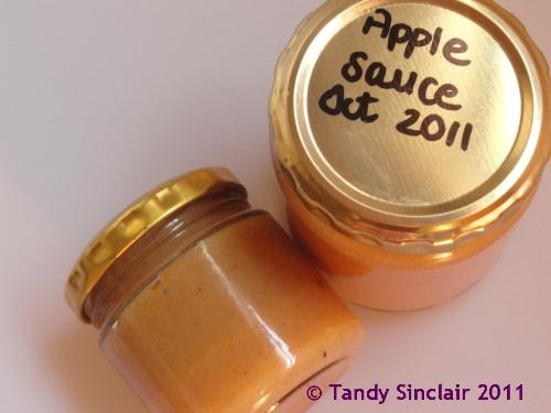 """Apple Sauce"""
