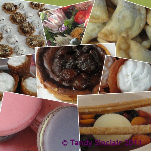Cape Winelands Cuisine Sweets