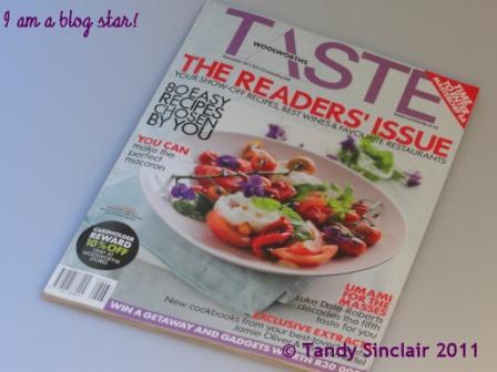 """Taste Magazine"""