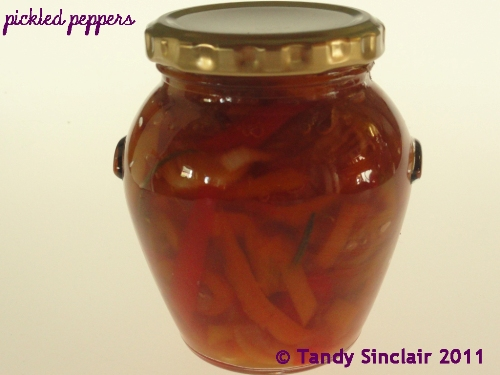 """""""Pickled Peppers"""""""