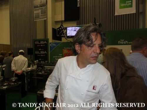 © Giorgio Locatelli Review: Good Food and Wine Show: Hands On Workshop with Giorgio Locatelli