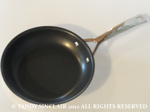 © my new omelet pan In My Kitchen   July 2012