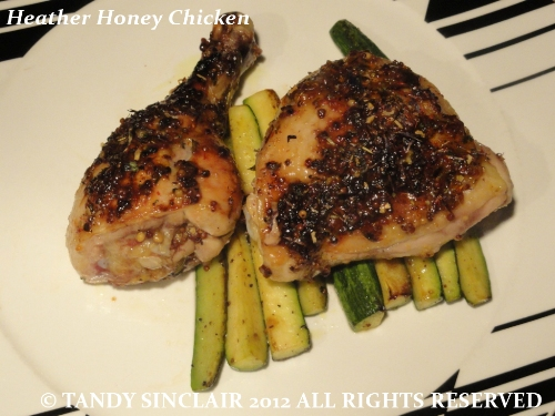 Heather Honey Chicken