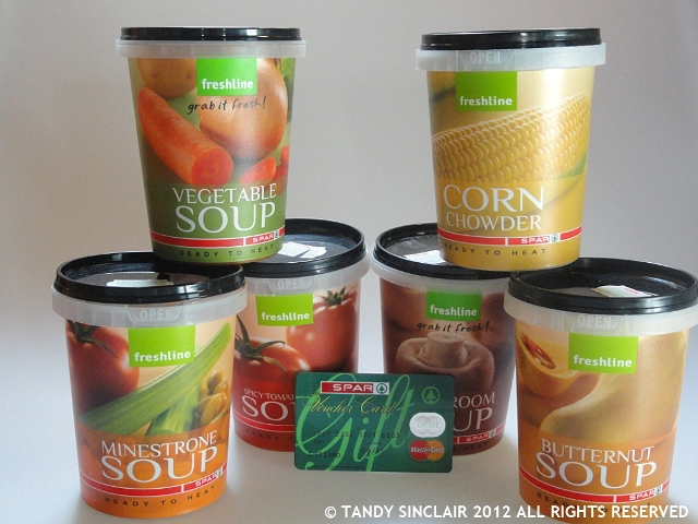 © Freshline Soup Freshline From Spar