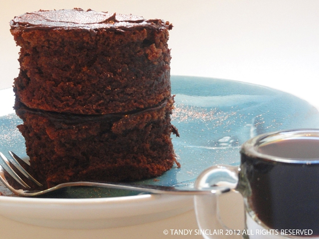 Recipe For Chocolate Stout Cake - Lavender and Lime
