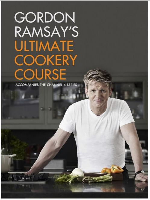 The Ultimate Cookery Course Gordon Ramsay, Ultimate Cookery Course   Give Away