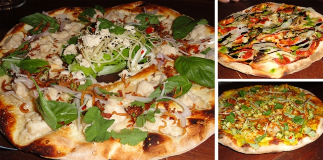 © The Pizzas Col'Cacchio Celebrity Chef Signature Pizza Collection
