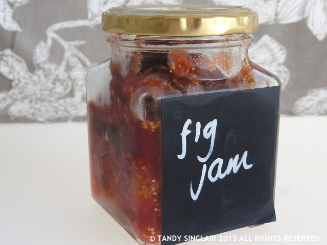 Recipe For The Perfect Fig Jam - Lavender and Lime