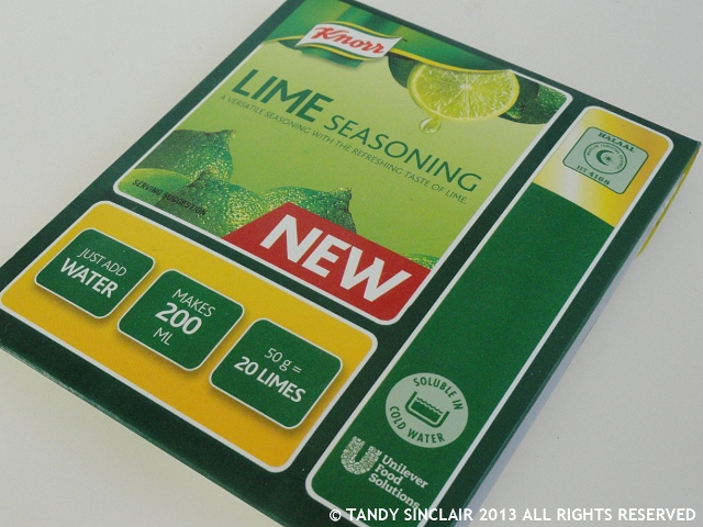 Lime Seasoning In My Kitchen July 2013