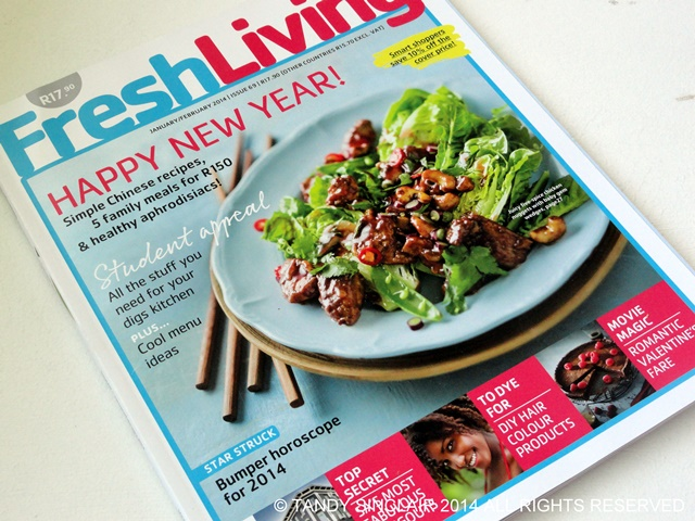 Fresh Living In My Kitchen March 2014