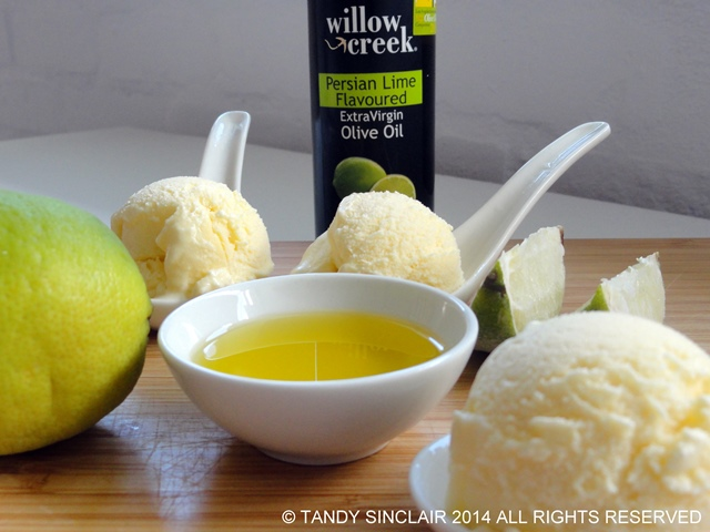 Olive Oil Ice Cream Olive Oil Ice Cream Recipe