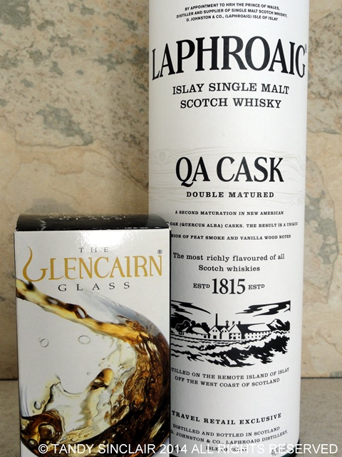 Laphroaig In My Kitchen June 2014