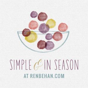 Simple In Season Recipe For Grapefruit Curd