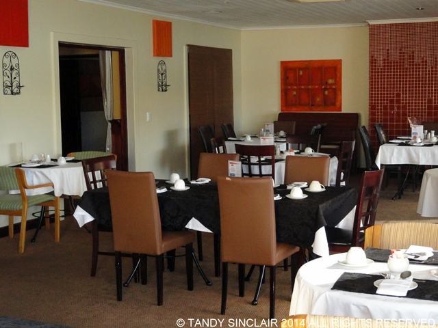 The Dining Area Bistro On The Lake, Sedgefield