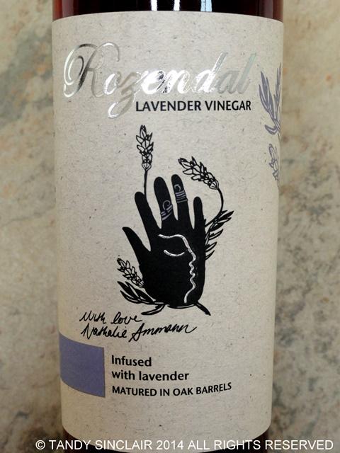 lavender vinegar In My Kitchen July 2014