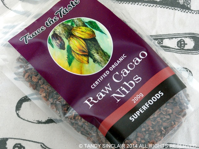 raw cacao nibs In My Kitchen July 2014
