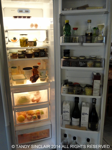 In my new fridge Buying And Stocking A Fridge