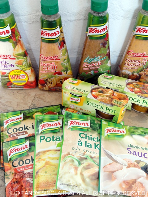 Knorr Hamper In My Kitchen August 2014