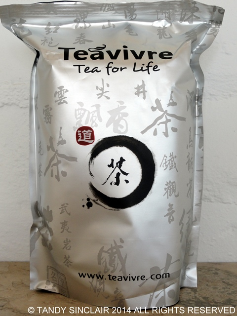 Teavivre Tea In My Kitchen August 2014