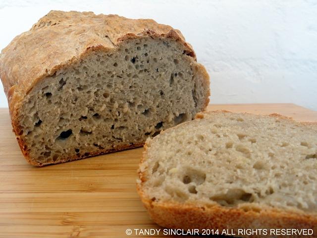 A Slice Of No Knead Sandwich Bread Recipe For No Knead Sandwich Bread