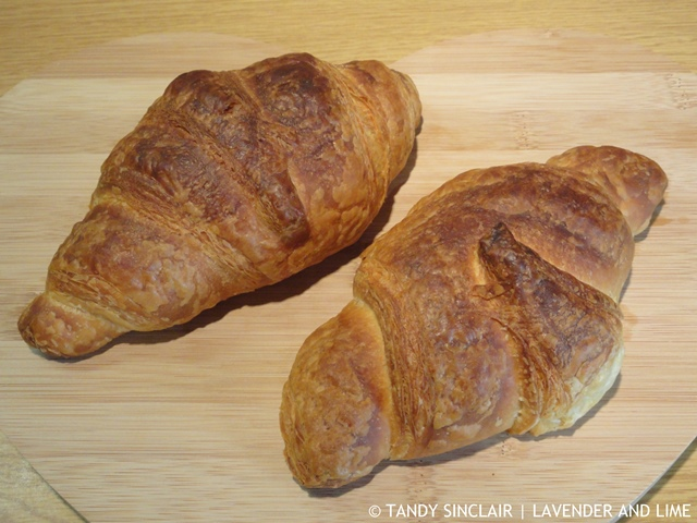 Croissants In My Kitchen October 2014
