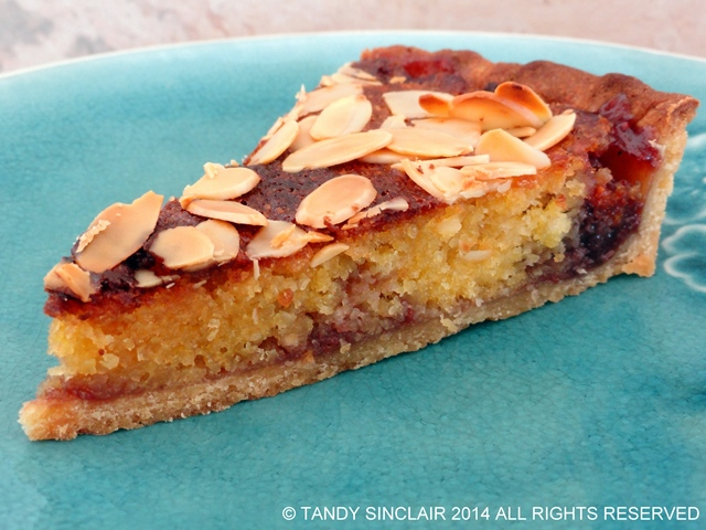 A Slice Of Bakewell Tart Recipe For Bakewell Tart