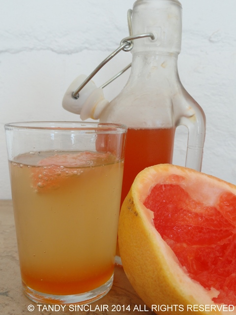 Grapefruit Cordial Recipe For Grapefruit Cordial