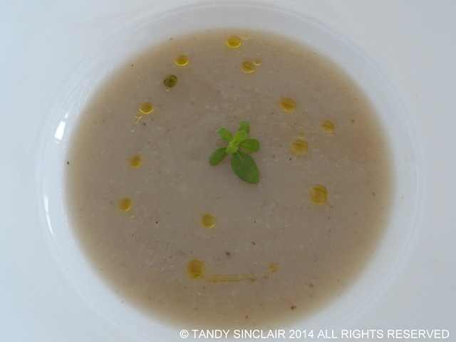 Jerusalem Artichoke Soup Recipe For Jerusalem Artichoke Soup