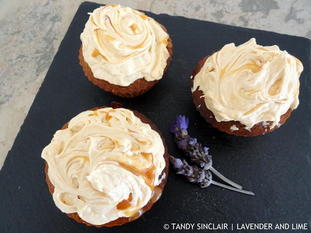 Lavender Caramel Cupcakes The Cake Book, Cupcake Jemma