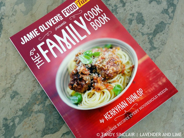 The Family Cook Book The Family Cook Book, Kerryann Dunlop