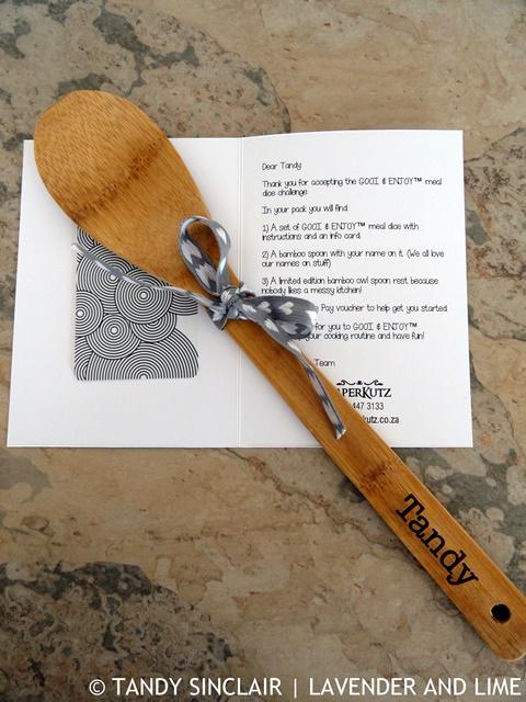 Wooden Spoon In My Kitchen November 2014