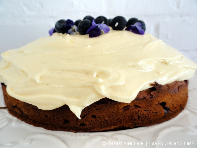 Blueberry Cake Recipe For Blueberry Cake