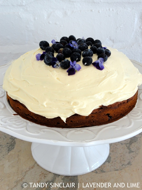 Hard To Resist This Blueberry Cake Recipe For Blueberry Cake