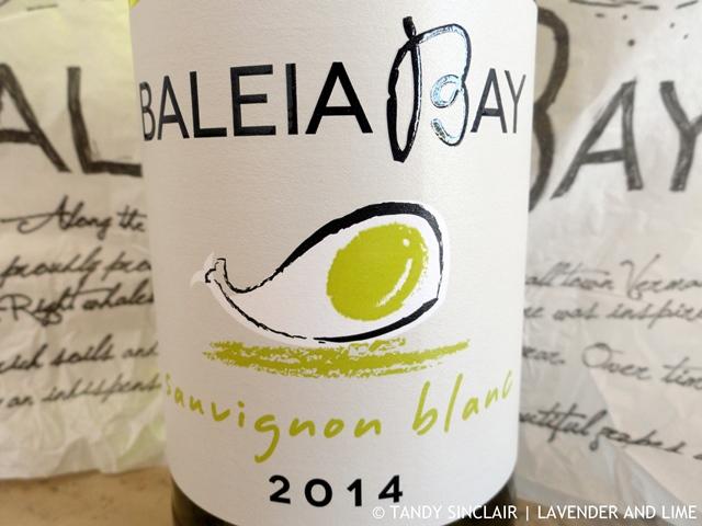 """""""Baleia Sauvignon Blanc"""""""