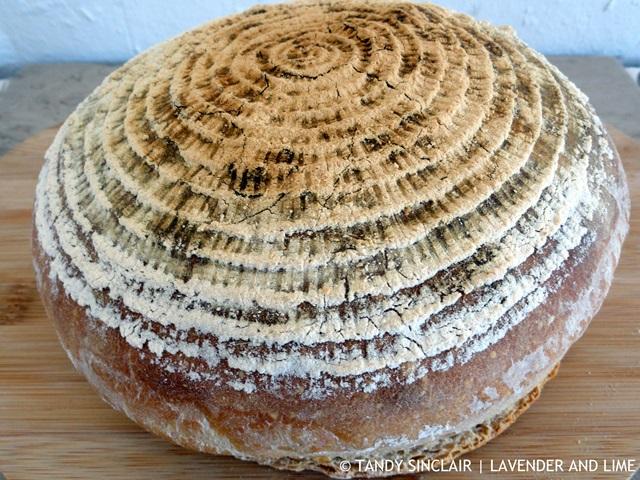 """""""Overnight Sourdough Bread"""""""