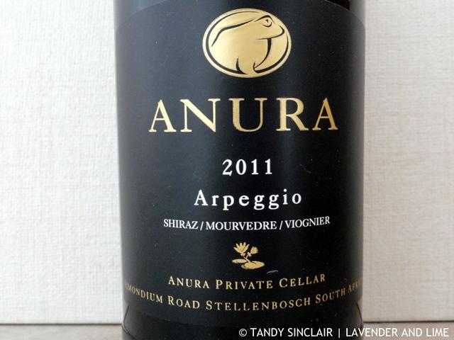 """Wine from Anura"""