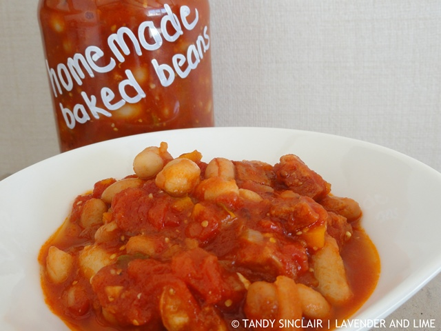 """Home Made Baked Beans"""