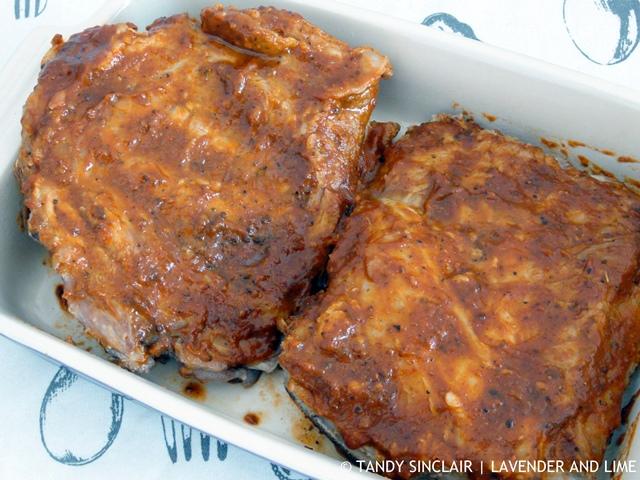 """BBQ Pork Ribs"""