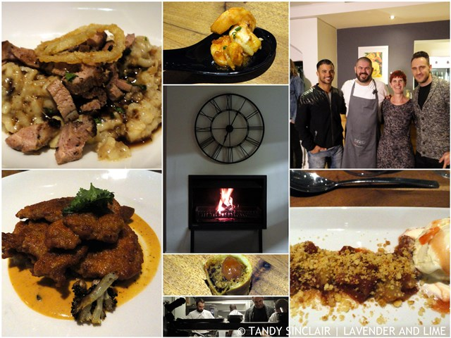 """Bistro 13 Dinner With Faf du Plessis"""