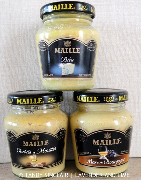 """Maille Mustards"""