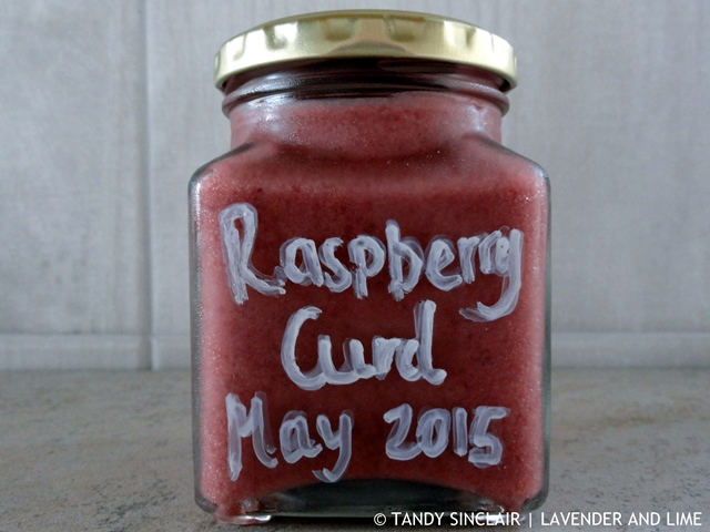 """Raspberry Curd"""